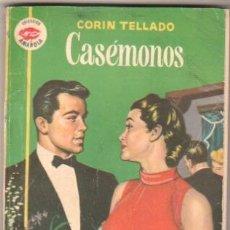 Libros de segunda mano: AMAPOLA Nº 285 EDI. BRUGUERA 1957 - CORIN TELLADO - MARA CORDAY FOTO. Lote 38007843