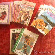 Libros de segunda mano: LOTE 14 NOVELAS ROMANTICAS. Lote 38207813
