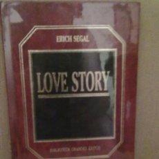 Libros de segunda mano: LOVE STORY -ERICH SEGAL (BIBLIOTECA GRANDES EXITOS). Lote 38303737