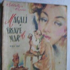 Libros de segunda mano: FRENTE AL MAR. MAGALI. Lote 38769786