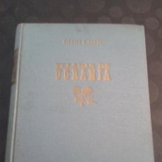 Libros de segunda mano: VELADAS DE UCRANIA NICOLÁS V. GOGOL HISPANO AMERICANA DE EDICIONES AÑO 1947. Lote 38965087