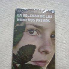 Libros de segunda mano: LA SOLEDAD DE LOS NÚMEROS PRIMOS. PAOLO GIORDANO. CÍRCULO DE LECTORES. PRECINTADO.. Lote 39242485