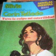 Libros de segunda mano: SERIE SILVIA. CORIN TELLADO. Nº 312. Lote 39371784
