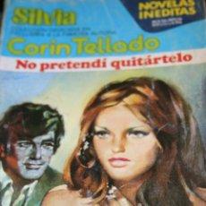 Libros de segunda mano: SERIE SILVIA. CORIN TELLADO. Nº 310. Lote 39371844