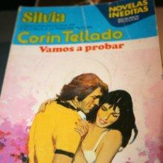 Libros de segunda mano: COLECCION SILVIA. CORIN TELLADO. Nº 208. Lote 39377272