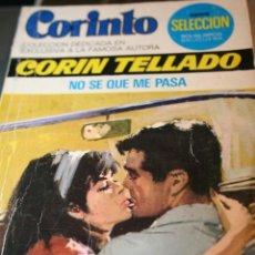 Libros de segunda mano: COLECCION CORINTO. CORIN TELLADO. Nº 505. Lote 39377359