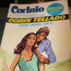 Libros de segunda mano: COLECCION CORINTO. CORIN TELLADO. Nº 499. Lote 39377367