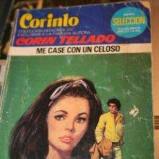 Libros de segunda mano: COLECCION CORINTO. CORIN TELLADO. Nº 748. Lote 39377407