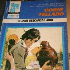 Libros de segunda mano: COLECCION CORINTO. CORIN TELLADO. Nº 903. Lote 39377416