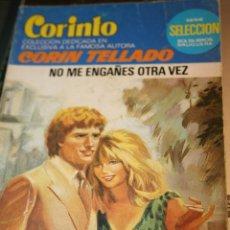 Libros de segunda mano: COLECCION CORINTO. CORIN TELLADO. Nº 818. Lote 39377422