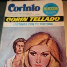 Libros de segunda mano: COLECCION CORINTO. CORIN TELLADO. Nº 454. Lote 39377437
