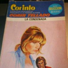 Libros de segunda mano: COLECCION CORINTO. CORIN TELLADO. Nº 680. Lote 39377447
