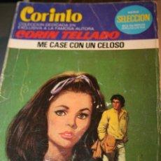 Libros de segunda mano: COLECCION CORINTO. CORIN TELLADO. Nº 748. Lote 39377452