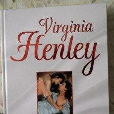 Libros de segunda mano: LIBRO VIRGINIA HENLEY - ATRACCIÓN. Lote 39720796