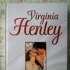 Libros de segunda mano: LIBRO VIRGINIA HENLEY - ENAMORADA. Lote 39720960