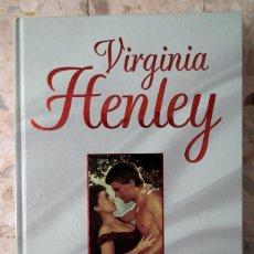 Libros de segunda mano: LIBRO VIRGINIA HENLEY - LA JOYA DEL REY. Lote 39721071