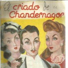 Libros de segunda mano: EL CRIADO DE CHANDERNAGOR. PIERRE DE WALTYNE. MADRID. ANTIGUO. Lote 39873171