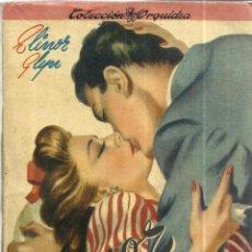 Libros de segunda mano: AMOR TRIUNFANTE. ELINOR GLYIN. ALBATROS. URUGUAY. 1952. Lote 39938189