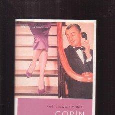 Libros de segunda mano: AGENCIA MATRIMONIAL / CORIN TELLADO. Lote 40028710