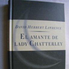 Libros de segunda mano: EL AMANTE DE LADY CHATTERLEY. LAWRENCE, DAVID HERBERT. 1997. Lote 40342100