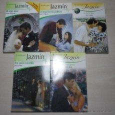 Libros de segunda mano: NOVELAS DE AMOR HARLEQUIN LOTE #05. NOVELA ROMANTICA.. Lote 41183590