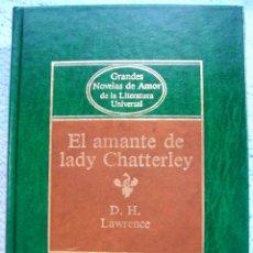 Libros de segunda mano: EL AMANTE DE LADY CHATTERLEY - D. H. LAWRENCE. CUIDADA ENCUADERNACION DE PLANETA EN 1984.. Lote 41248517