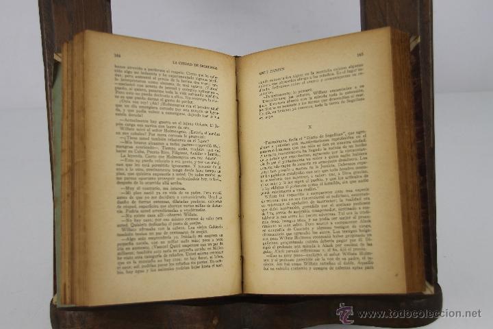 Libros de segunda mano: 4354- KNUT HAMSUN. COLECCION DE 6 TITULOS. VARIAS EDITORIALES Y TITULOS. AÑOS 30/40. - Foto 2 - 41260403