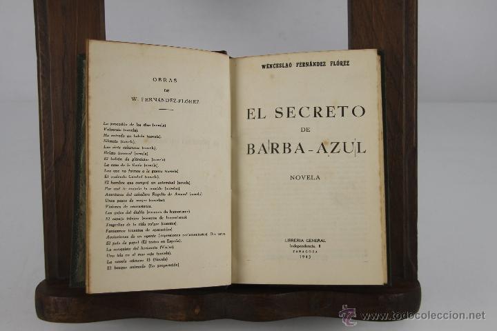 4355- WENCESLAO FERNANDEZ FLOREZ. COLECCION DE 14 TITULOS. VARIAS EDIT. Y TITULOS AÑOS 30/40. (Libros de Segunda Mano (posteriores a 1936) - Literatura - Narrativa - Novela Romántica)