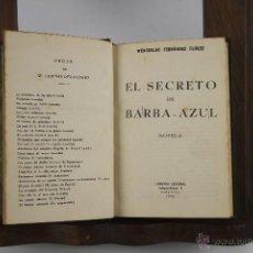 Libros de segunda mano: 4355- WENCESLAO FERNANDEZ FLOREZ. COLECCION DE 14 TITULOS. VARIAS EDIT. Y TITULOS AÑOS 30/40. . Lote 41260917