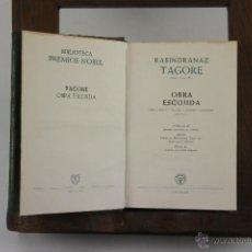Libros de segunda mano: 4363- BIBLIOTECA PREMIOS NOBEL. EDIT. AGUILAR. 6 TITULOS. VARIOS AUTORES. AÑOS 50. . Lote 149315896