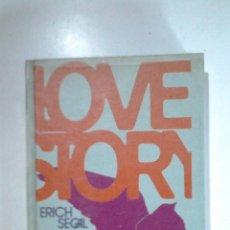 Libros de segunda mano: LOVE STORY ( HISTORIA DE AMOR ), ERICH SEGAL.CIRCULO DE LECTORES 1971. Lote 41319731