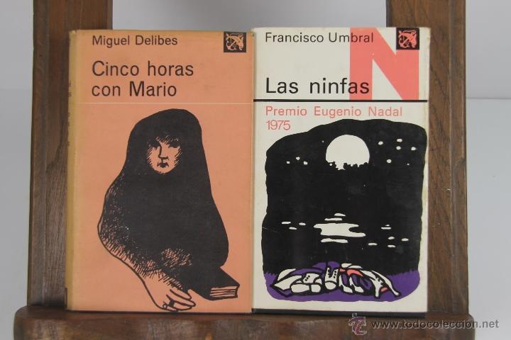 4474- COLECCION ANCORA Y DELFIN. EDIT. DESTINO. AÑOS 60. 20 TITULOS. VER DESCRIPCION. (Libros de Segunda Mano (posteriores a 1936) - Literatura - Narrativa - Novela Romántica)