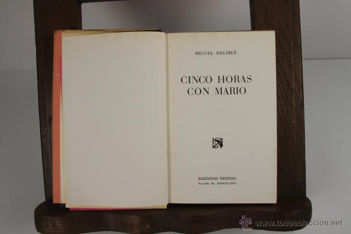 Libros de segunda mano: 4474- COLECCION ANCORA Y DELFIN. EDIT. DESTINO. AÑOS 60. 20 TITULOS. VER DESCRIPCION. - Foto 3 - 41433757