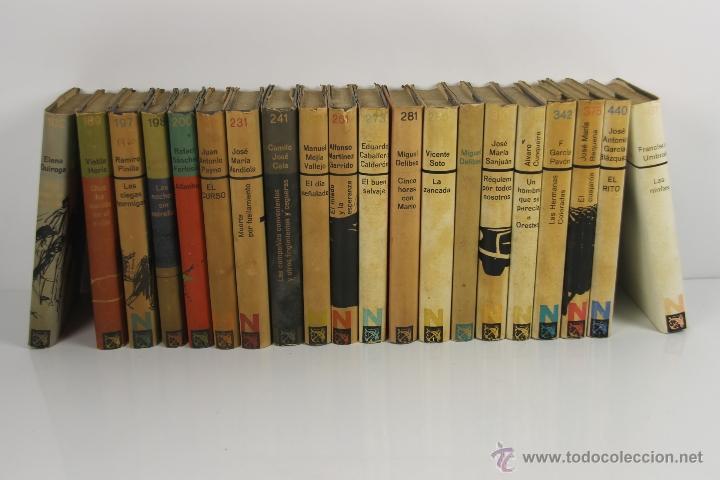 Libros de segunda mano: 4474- COLECCION ANCORA Y DELFIN. EDIT. DESTINO. AÑOS 60. 20 TITULOS. VER DESCRIPCION. - Foto 6 - 41433757