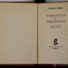 Libros de segunda mano: D-001. COLECCION PRISMA. EDIT. APOLO. AÑOS 50. COLECCION DE 22 TITULOS. . Lote 41686343