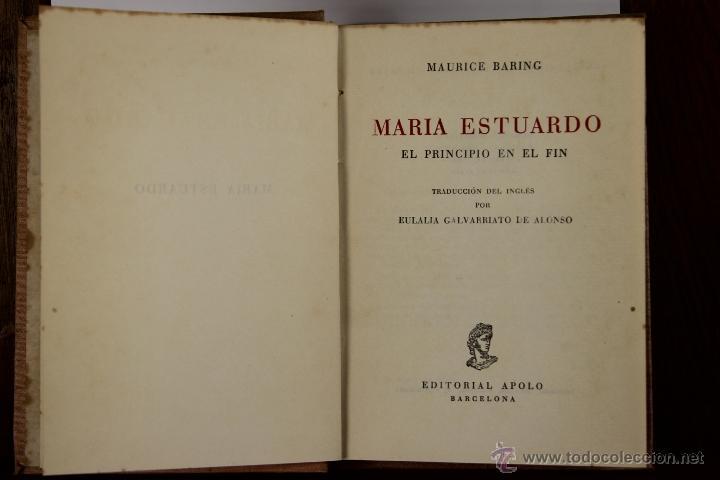 Libros de segunda mano: D-001. COLECCION PRISMA. EDIT. APOLO. AÑOS 50. COLECCION DE 22 TITULOS. - Foto 3 - 41686343