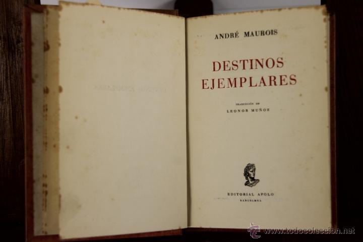 Libros de segunda mano: D-001. COLECCION PRISMA. EDIT. APOLO. AÑOS 50. COLECCION DE 22 TITULOS. - Foto 5 - 41686343