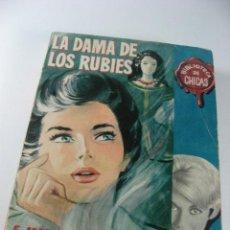 Libros de segunda mano - BIBLIOTECA DE CHICAS, LA DAMA DE LOS RUBIES, EUGENIA MARLITT, EDICIONES CID. (1959) - 42180113
