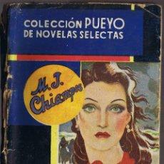 Libros de segunda mano: SU MUJER - M J CHIAMPOS - 1943 - COLECCIÓN PUEYO Nº 87. Lote 42194535