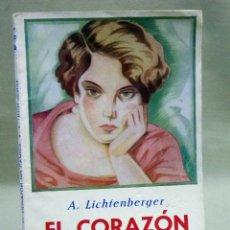 Libros de segunda mano: LIBRO, LA NOVELA ROSA, EL CORAZON NO CAMBIA, Nº 129. Lote 42474402