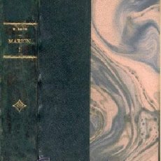 Libros de segunda mano: MARION DE VICKI BAUM - AÑO 1943 . Lote 42498404