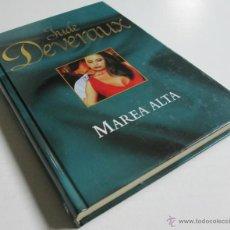 Libros de segunda mano: MAREA ALTA - JUDE DEVERAUX - RBA COLECCIONABLES 2006. Lote 42503925