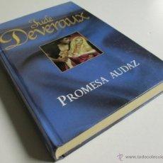 Libros de segunda mano: PROMESA AUDAZ - JUDE DEVERAUX - RBA COLECCIONABLES 2005. Lote 42504325