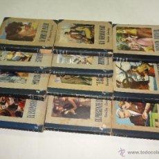 Libros de segunda mano: LOTE DE 11 EJEMPLARES NOVELA ROMÁNTICA - COLECCION VIOLETA - ED. MOLINO - ENVIO CERTIFICADO GRATIS. Lote 42664672