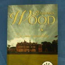 Libros de segunda mano: LA CASA MALDITA. BARBARA WOOD. COL. BEST SELLER DEBOLSILLO, 2004, 3ª ED. LIBRO DE BOLSILLO. Lote 42784963