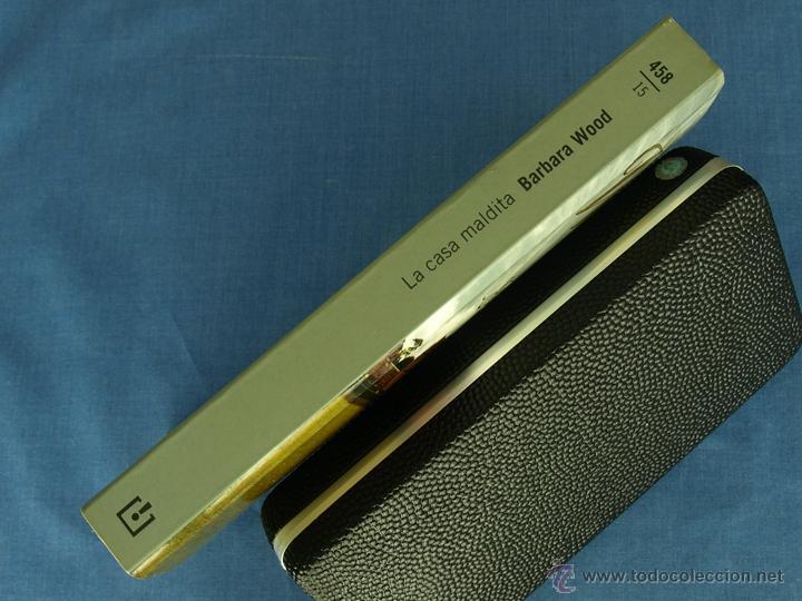 Libros de segunda mano: LA CASA MALDITA. BARBARA WOOD. Col. Best Seller DeBolsillo, 2004, 3ª Ed. Libro de bolsillo - Foto 3 - 42784963