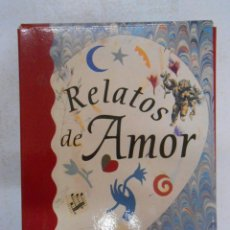 Libros de segunda mano: RELATOS DE AMOR, 3 TOMOS. CIRCULO DE LECTORES. ALLENDE. BENEDETTI. ECHENIQUE. CORTAZAR... TDK184. Lote 43239133