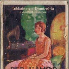 Libros de segunda mano: PER L'AMOR NI CLAUS NI REIXES - CLOVIS EIMERICH - BIBLIOTECA DAMISELA Nº 32 - CATALÀ. Lote 43296095