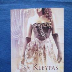 Libros de segunda mano: IRRESISTIBLE DE LISA KLEYPAS. Lote 43692266