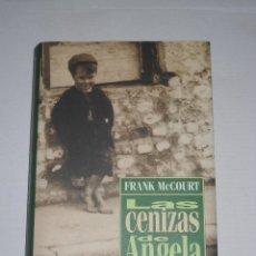 Libros de segunda mano: LAS CENIZAS DE ANGELA. Lote 43694387